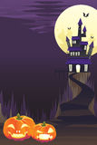 Halloween background Stock Photo