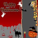 Halloween background. Stock Photos