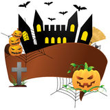 Halloween background. For halloween occasions, banners and others Royalty Free Stock Image