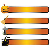 Halloween background. For halloween occasions, banners and others Stock Photos