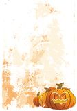 Halloween background. Abstract halloween background with pumpkin vector illustration stock illustration