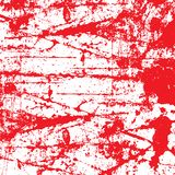 Halloween background with blood splats Stock Images