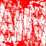 Halloween background with blood splats. Grunge style Halloween background with blood splats royalty free illustration