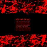 Halloween background with blood splats. Grunge style Halloween background with blood splats vector illustration