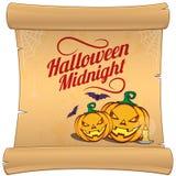Halloween background. Royalty Free Stock Photos