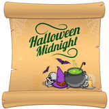 Halloween background. Royalty Free Stock Photography