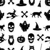 Halloween background. EPS,JPG. Royalty Free Stock Photography