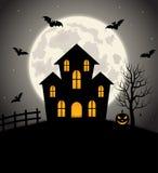 Halloween background Stock Image
