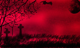 Halloween background. For holiday and invitation Royalty Free Stock Photos