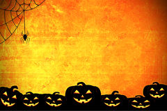 Halloween background idea concept Royalty Free Stock Photos