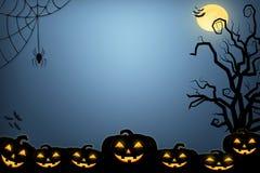 Halloween background idea concept Stock Image