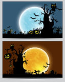 Halloween background Stock Photography