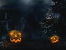 Halloween background picture Royalty Free Stock Photos