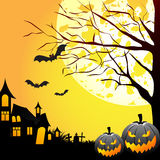 Halloween Background. stock photography