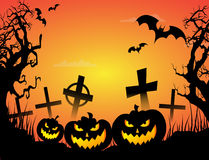 Halloween Background. Stock Photos