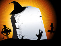 Halloween background. With space for text Royalty Free Stock Photography