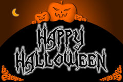 Halloween Background text Stock Photos