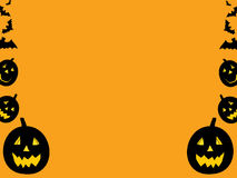 Halloween background - vector Stock Photo
