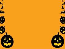 Halloween background - vector Stock Photo