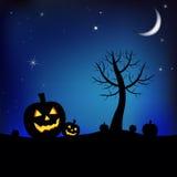 Halloween Background. Vector Stock Photos