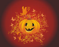 Halloween background. Vector illustration vector illustration
