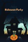 Halloween background Stock Photos