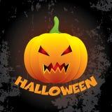 Halloween background vector illustration Royalty Free Stock Image