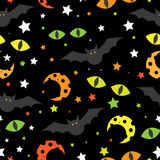 Halloween background. vector illustration. Royalty Free Stock Images