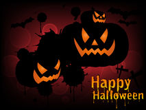 Halloween Background Vector Royalty Free Stock Photos