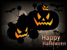 Halloween Background Vector Royalty Free Stock Photo