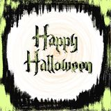 Halloween background wallpaper Royalty Free Stock Photo