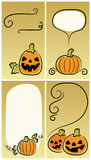 Halloween backgrounds Stock Image