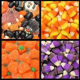 Halloween backgrounds Royalty Free Stock Photos