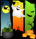 Halloween backgrounds Stock Photos