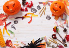Halloween backround Royalty Free Stock Photography