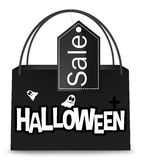 Halloween bag Royalty Free Stock Images