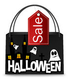 Halloween bag Stock Photo