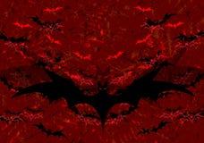 Halloween bakgrund Royaltyfria Foton