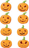 halloween bani set Obraz Royalty Free