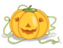 halloween bania ilustracji