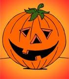 halloween bania Zdjęcie Stock
