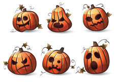 halloween banie Zdjęcie Stock