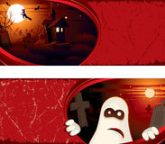 Free Halloween Banner Royalty Free Stock Image - 15813886