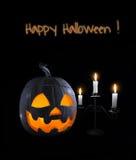 Halloween-banner 2 Stock Foto's