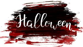 Halloween banner Royalty Free Stock Images