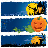 Halloween banners. Vector illustration. Part 1 vector illustration
