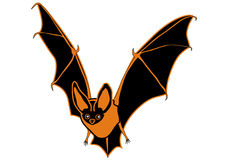 Halloween bat Royalty Free Stock Photos