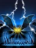 Halloween Bat Stock Photos