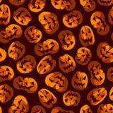 Halloween bezszwowy Zdjęcie Stock