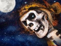 Halloween-Bild Stockfotografie